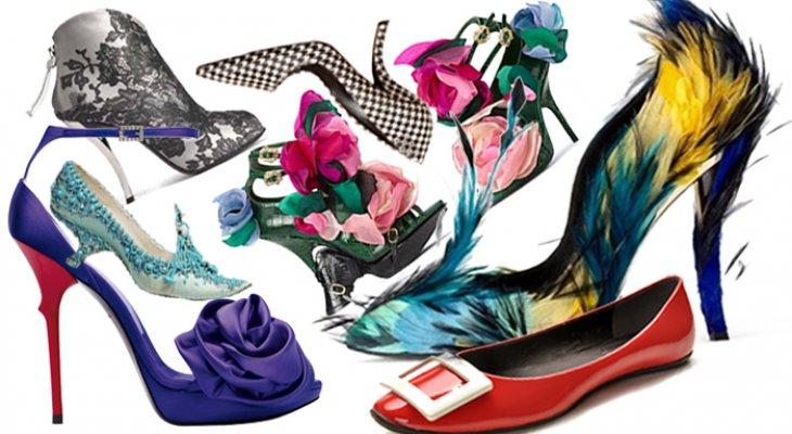 Женская обувь и все о ней