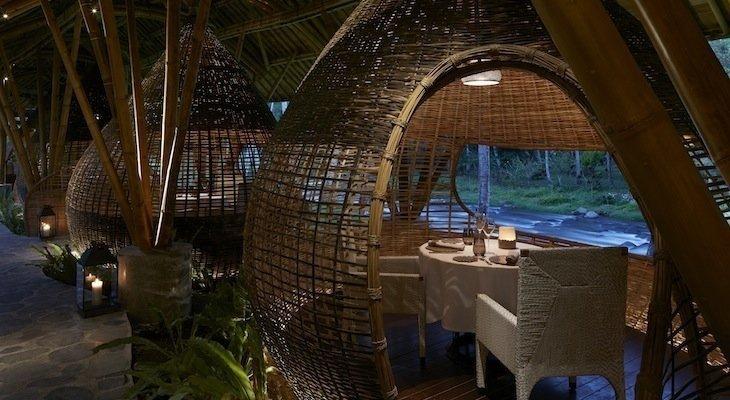 La haute cuisine de Maurizio Bombini à Bali